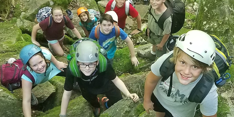 Ijams Offline Learning: Intro to Bouldering