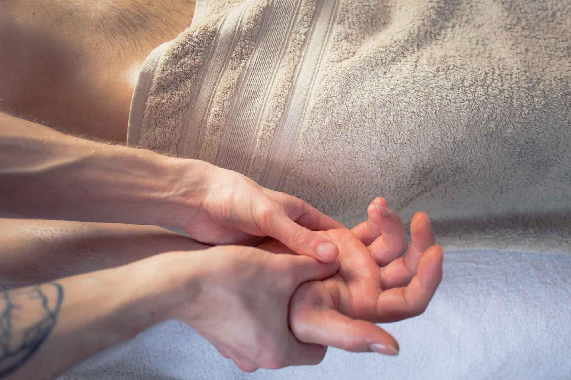 45 min de Massage au choix