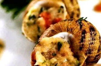risotto con lumache