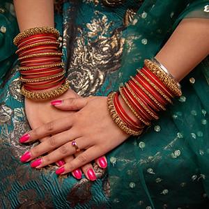 Priya's Sangeet