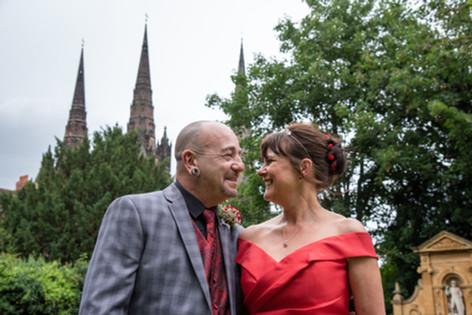 Lichfield Registry Office Wedding Photographer