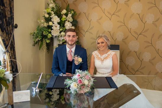 Sandwell Registry Office Wedding Photographer
