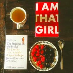 A Red berry Tea