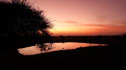Kenyan Sunset