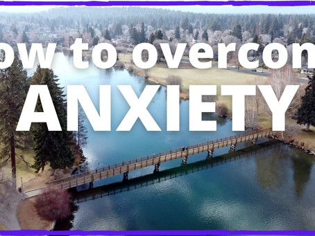 How to Overcome Anxiety | Seeking God at Drake Park