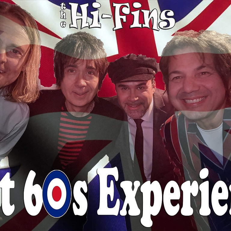 The Hi-Fins Brit '60's Experience live at The Wheel Club