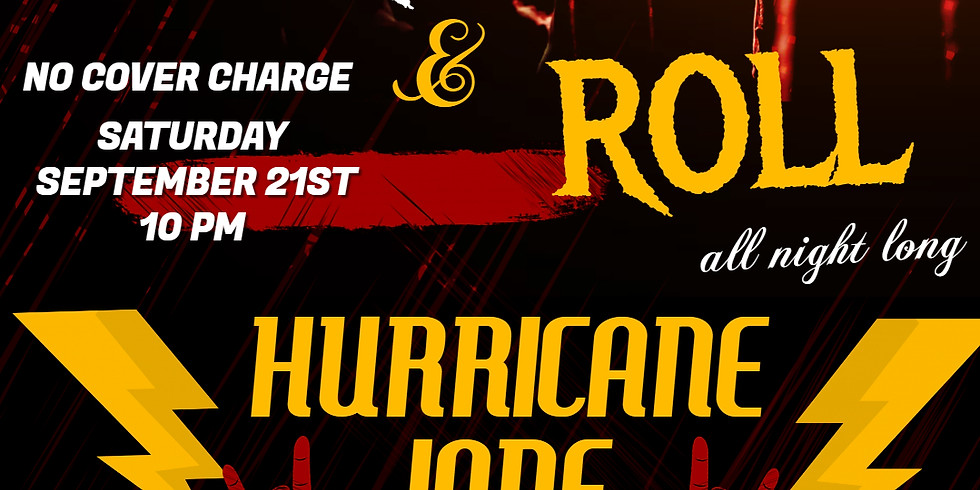 Hurricane Jane live at Chez George