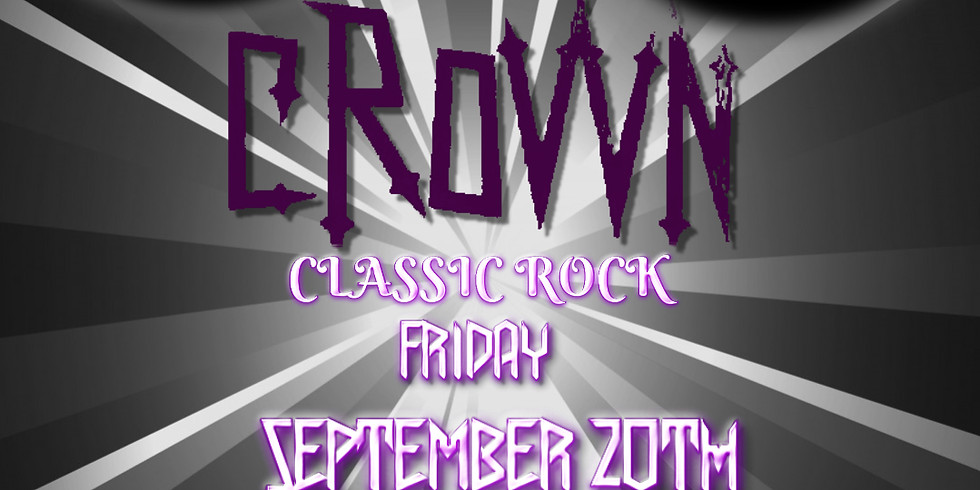 Crown live at Chez George