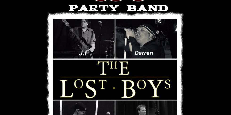 The Lost Boys live at The Blvd