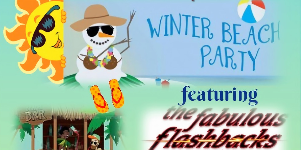 Winter Beach Party with The Fabulous Flashbacks