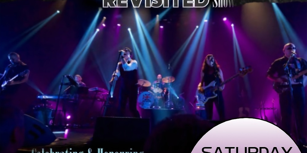 Bowie Revisited Live at The Blvd Bar and Grill