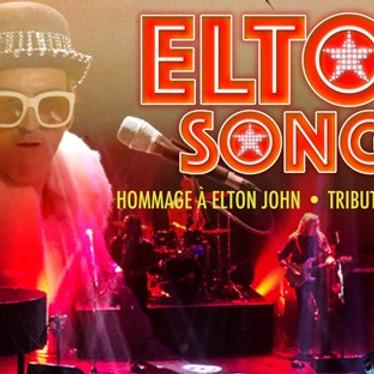 Elton Songs Live at Billard le Patriote