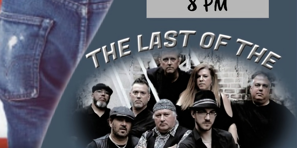 The Last of The Duke Street Kings with special guests Courage Live at The Blvd