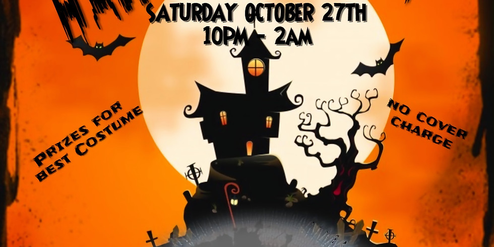 Haraiki Pub presents Halloween Party with Only Human