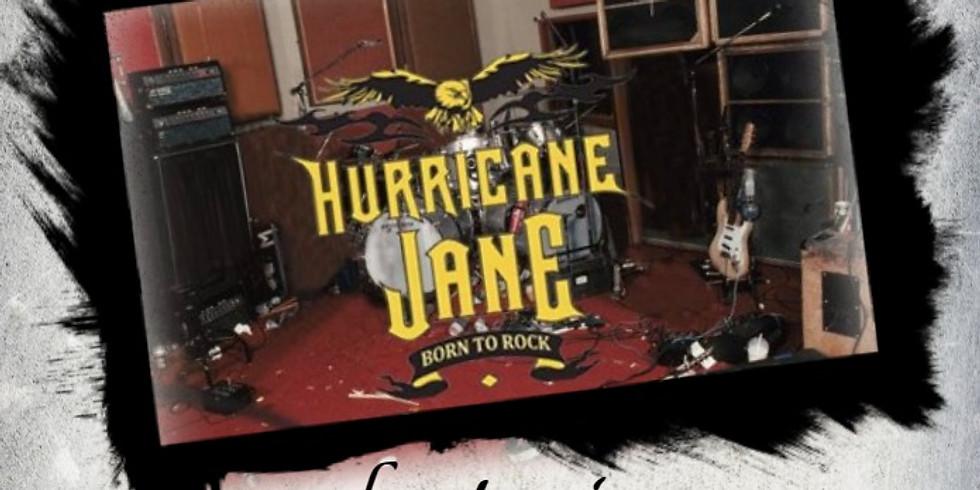Haraiki Pub presents Hurricane Jane