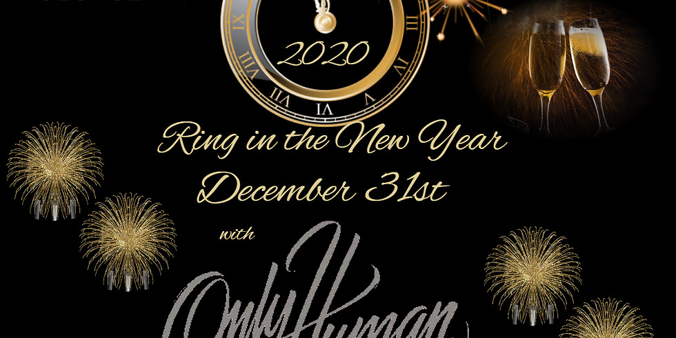 NYE Party with Only Human live at Chez George