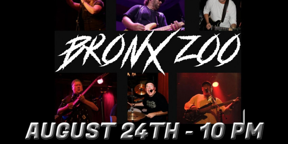 Bronx Zoo live at The Blvd