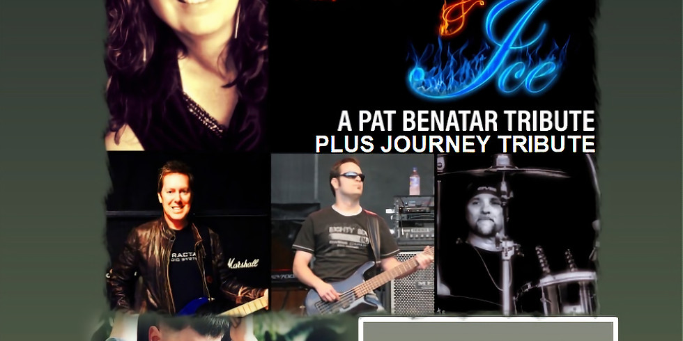 Fire and Ice (Journey/Pat Benatar Tribute) Live at The Blvd
