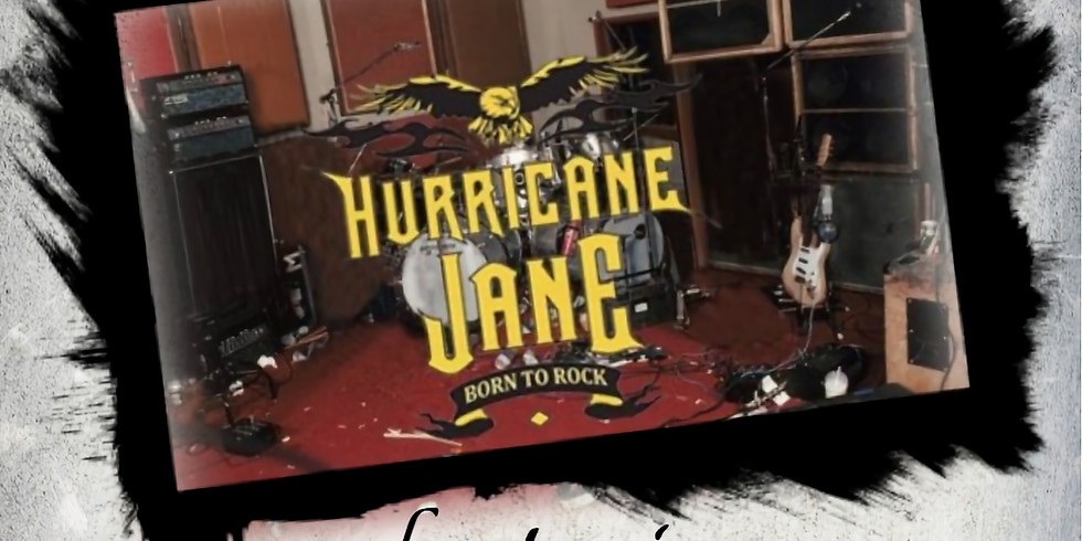 Haraiki Pub presents Hurricane Jane