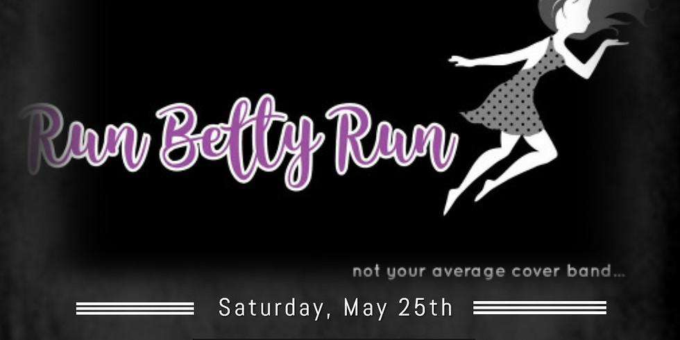 Run Betty Run live at The Blvd
