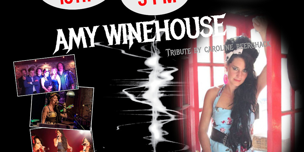 Amy Winehouse Tribute Live at The Blvd.