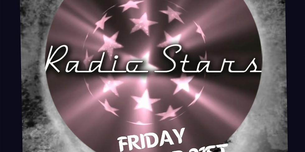 The Haraiki Pub presents Radio Stars