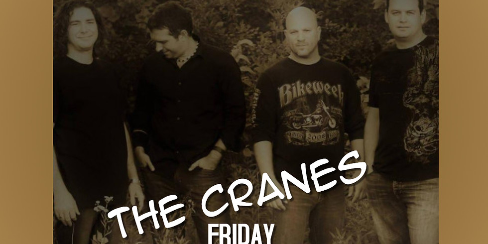 The Cranes live at Chez George