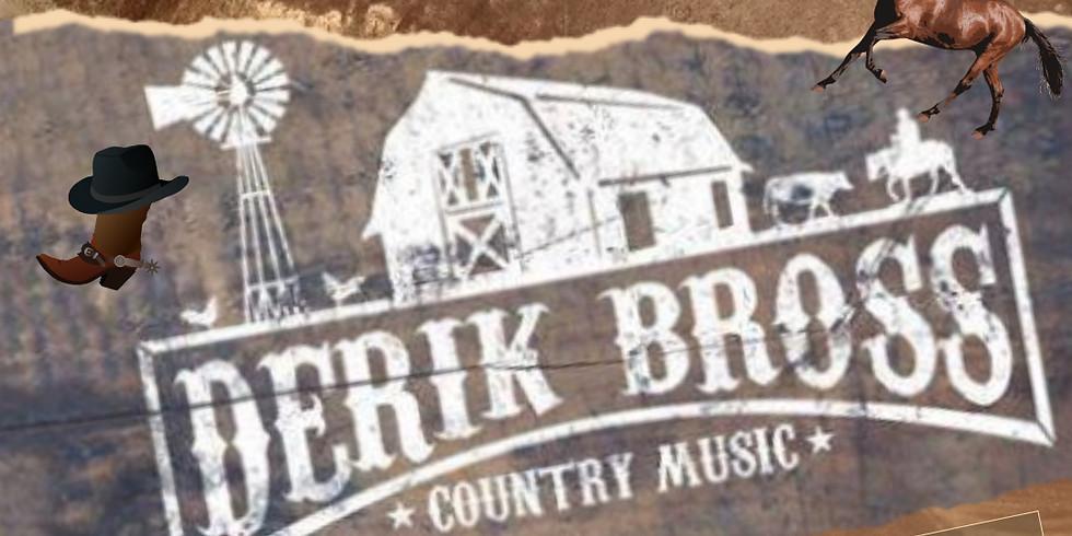 Derik Bross live at The Blvd