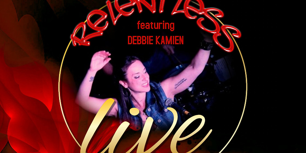 Relentless live at Chez George