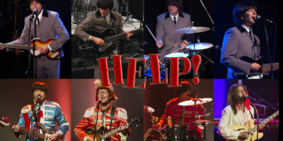 HELP! Tribute to the Beatles