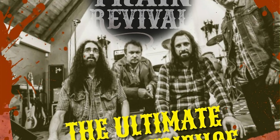 The Blvd Bar and Grill presents Graveyard Train Revival