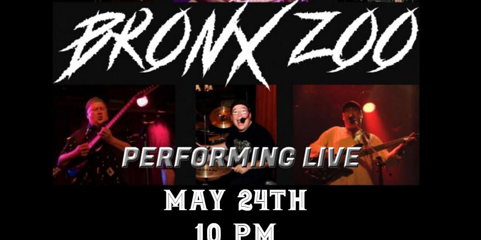 Bronx Zoo live at Chez George