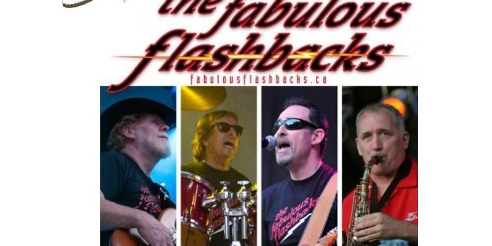 Haraiki Pub presents The Fabulous Flashbacks