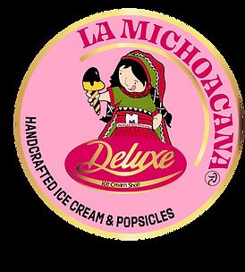 LA MICHOACANA DELUXE LOGO.png