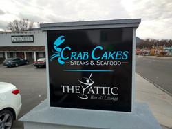 Crab Ckaes
