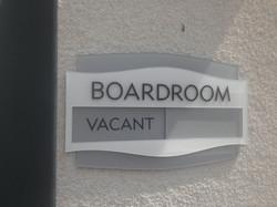 Suite Sign
