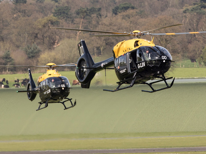 Airbus Helicopters Strengthens Position as UK Market Leader