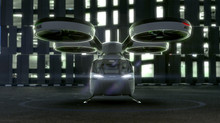 Italdesign and Airbus unveil Pop.Up