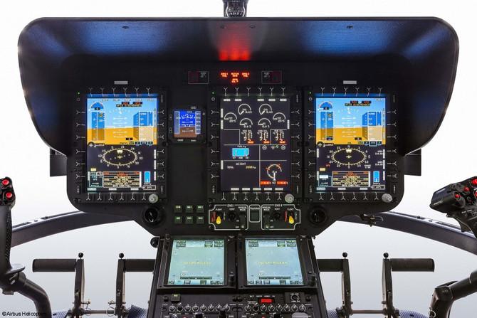 H135 receives EASA certification for Helionix avionics suite