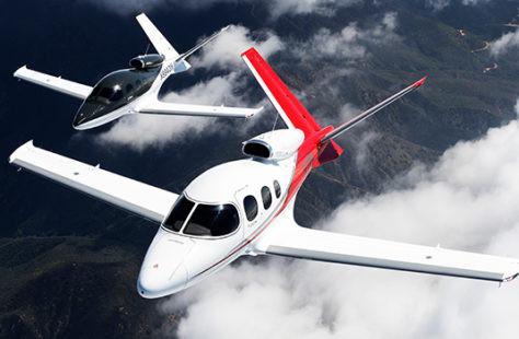 Cirrus Aircraft Vision Jet Wins Prestigious Robert J. Collier Trophy