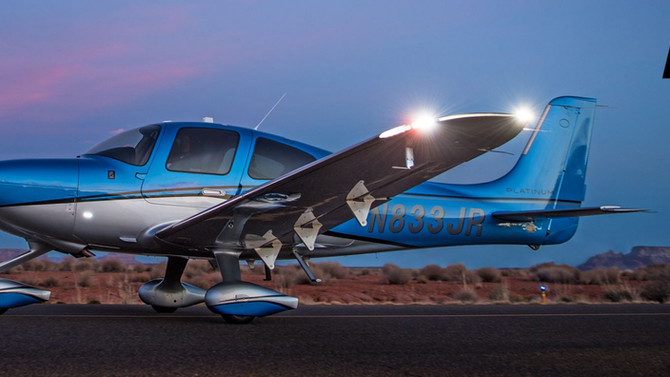 The New Cirrus G6 - Smartest, Safest, Most Advanced Cirrus Ever