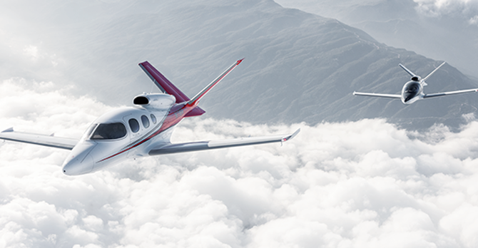 Cirrus Aircraft Earns EASA Approval as First Vision Jet Arrives in Europe