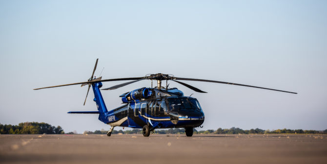 G5000H Upgrade Program Introduced for Black Hawk Helicopters