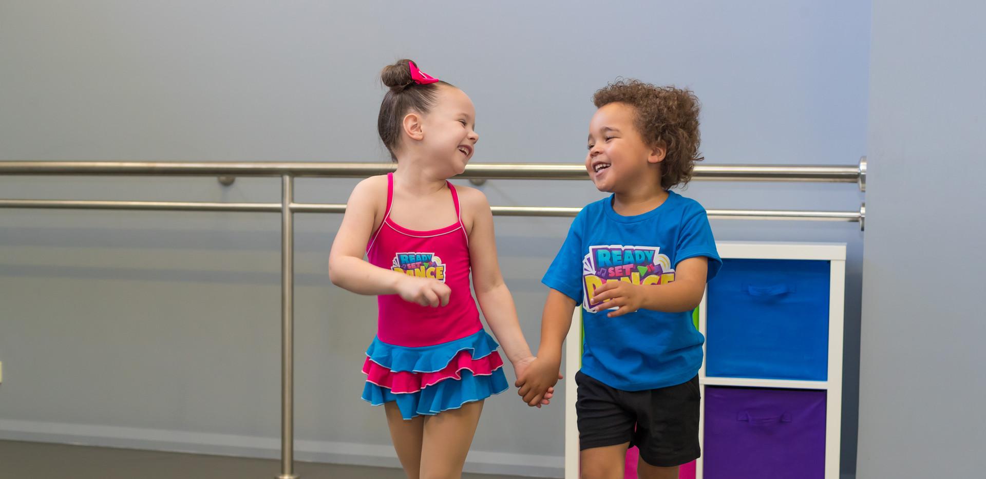 Ready Set Dance - Friendship