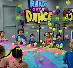Ready Set Dance - FUN. CREATIVE. Preschool Dance Classes