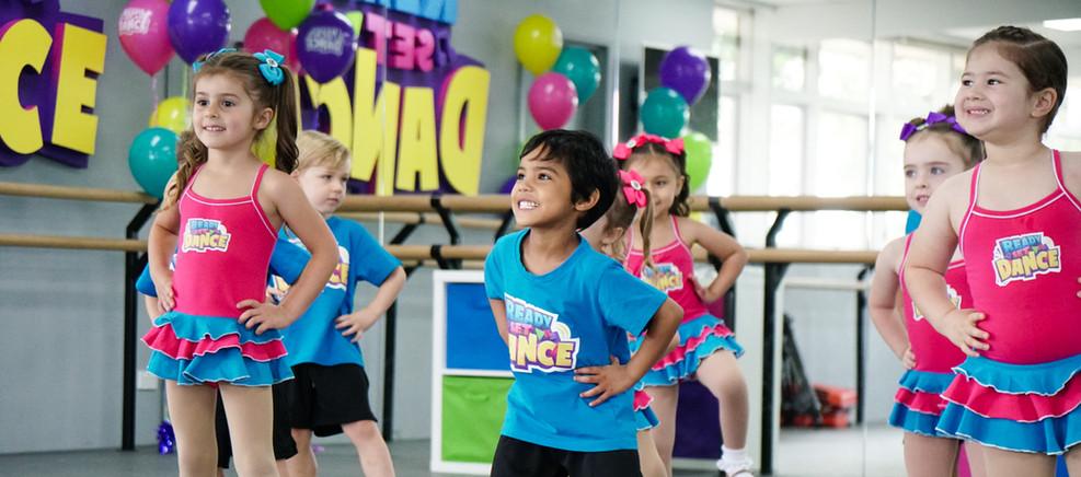 Ready Set Dance - Preschool Tap Classes
