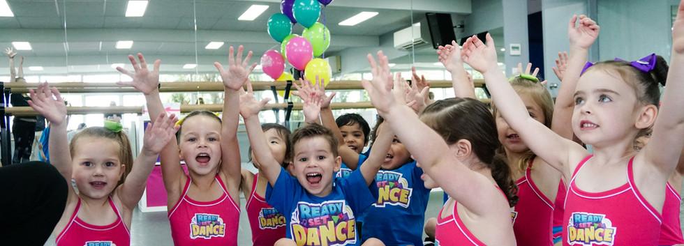 Ready Set Dance - Fun Preschool Dance Classes