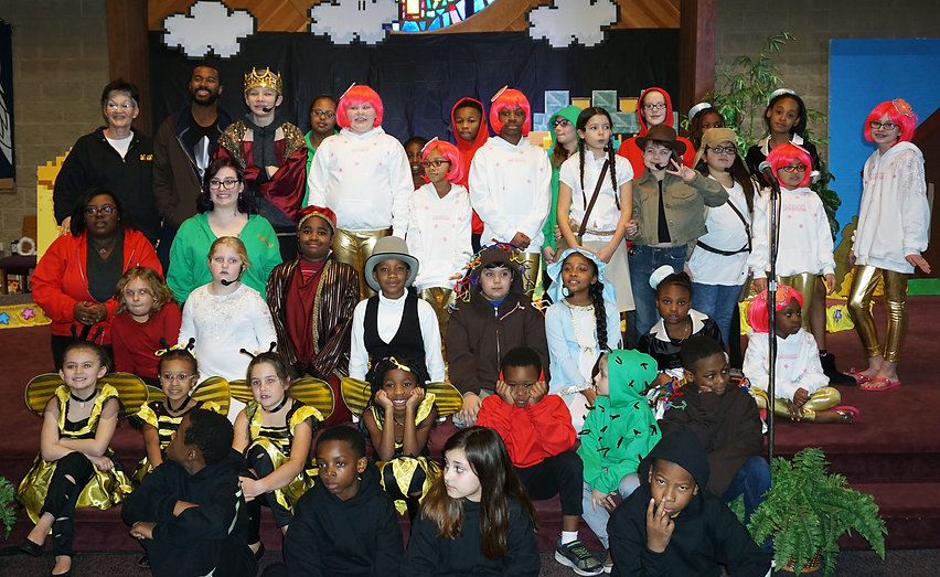 CUMC Isiaih Jones Christmas Play of 2018