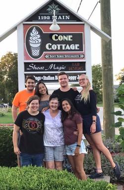 2017 Vacation Bible Camp Volunteers