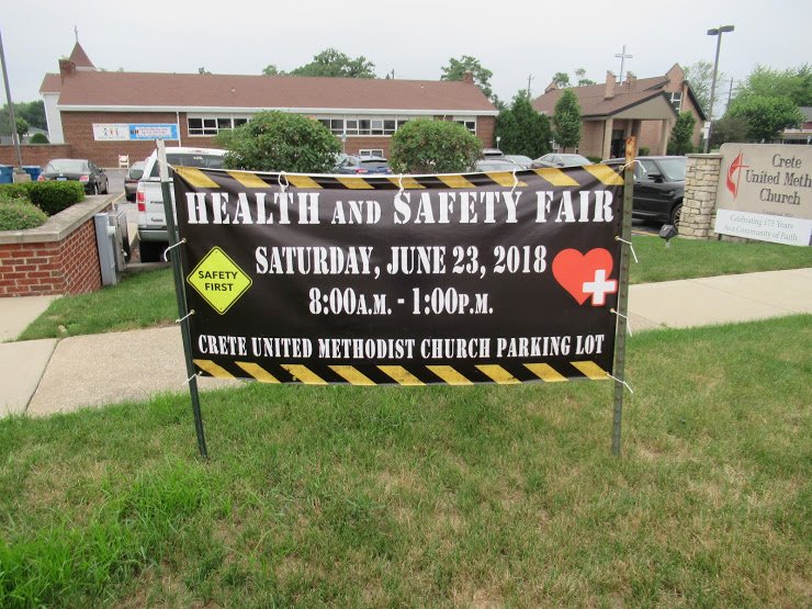 from 2018 Health Fair